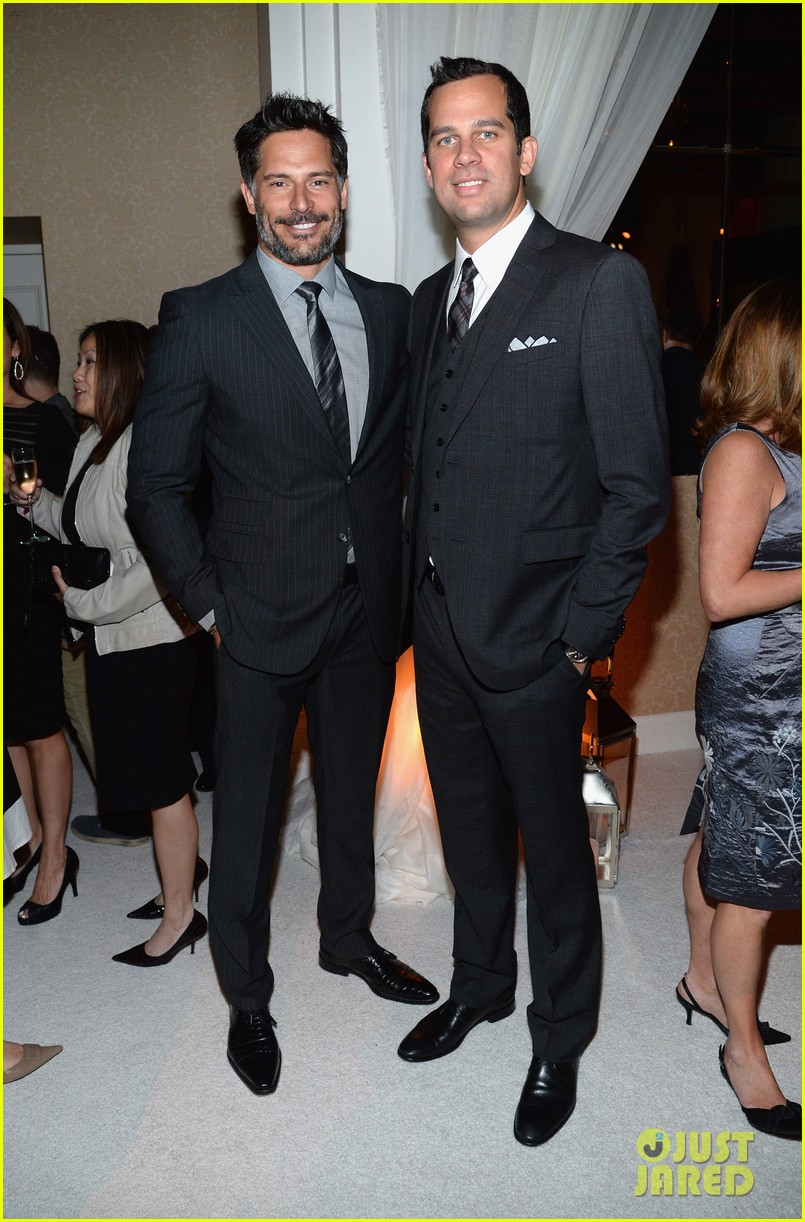 armie hammer joe manganiello suit up for whcd weekend 023104178