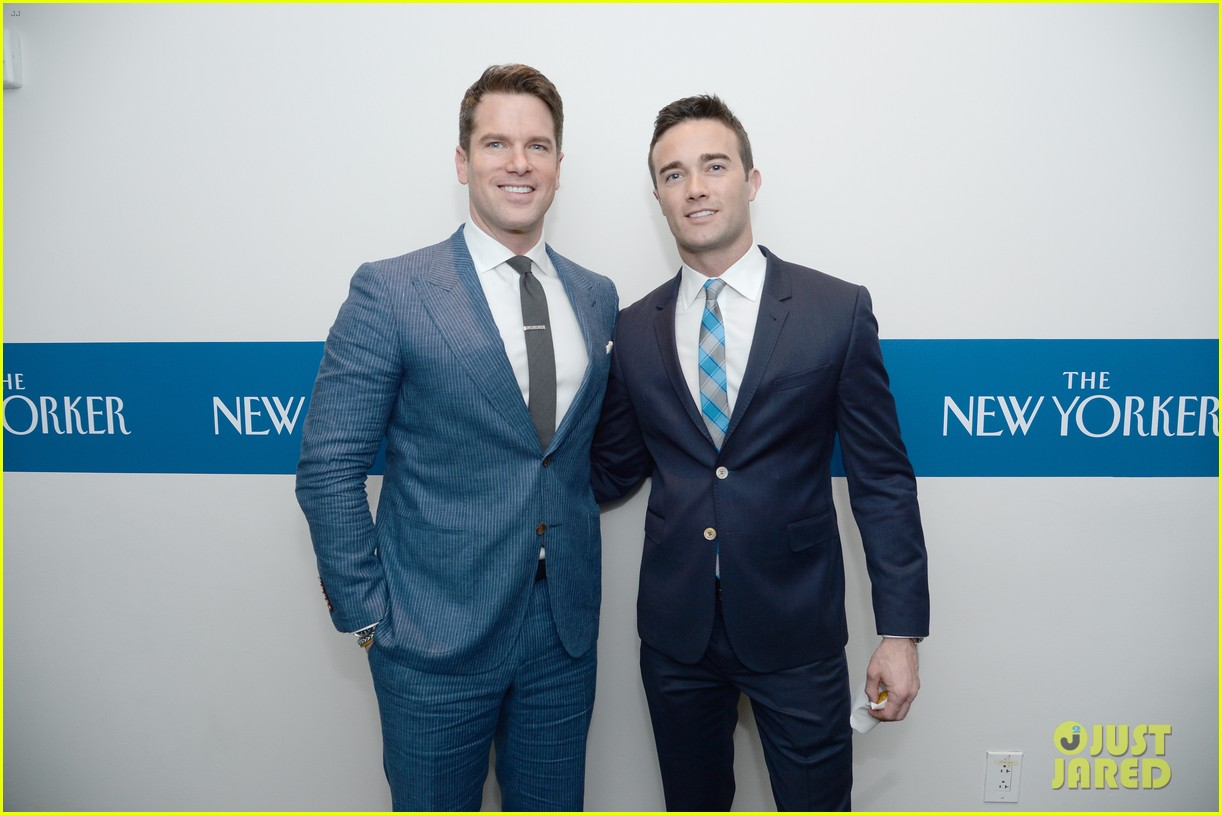 armie hammer joe manganiello suit up for whcd weekend 04