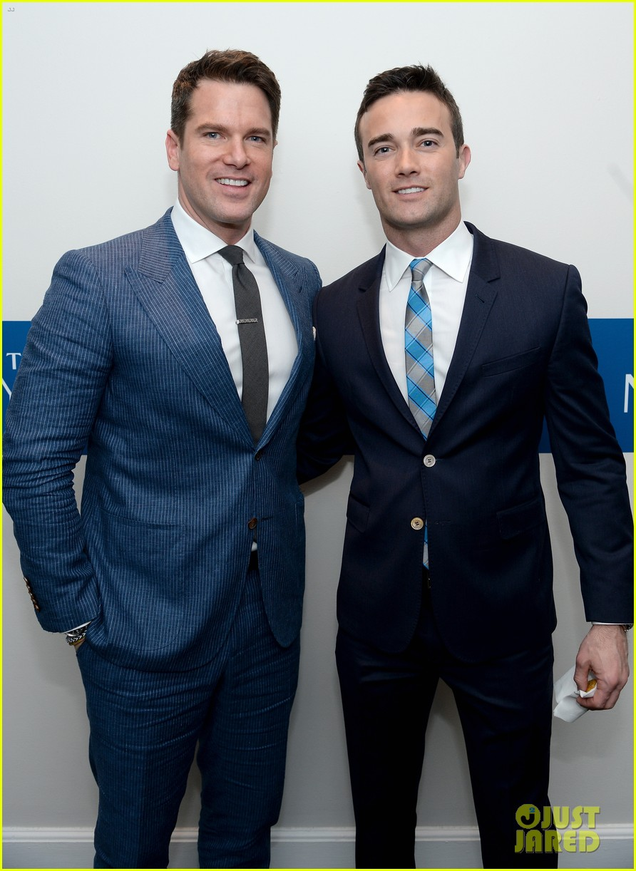 armie hammer joe manganiello suit up for whcd weekend 063104182
