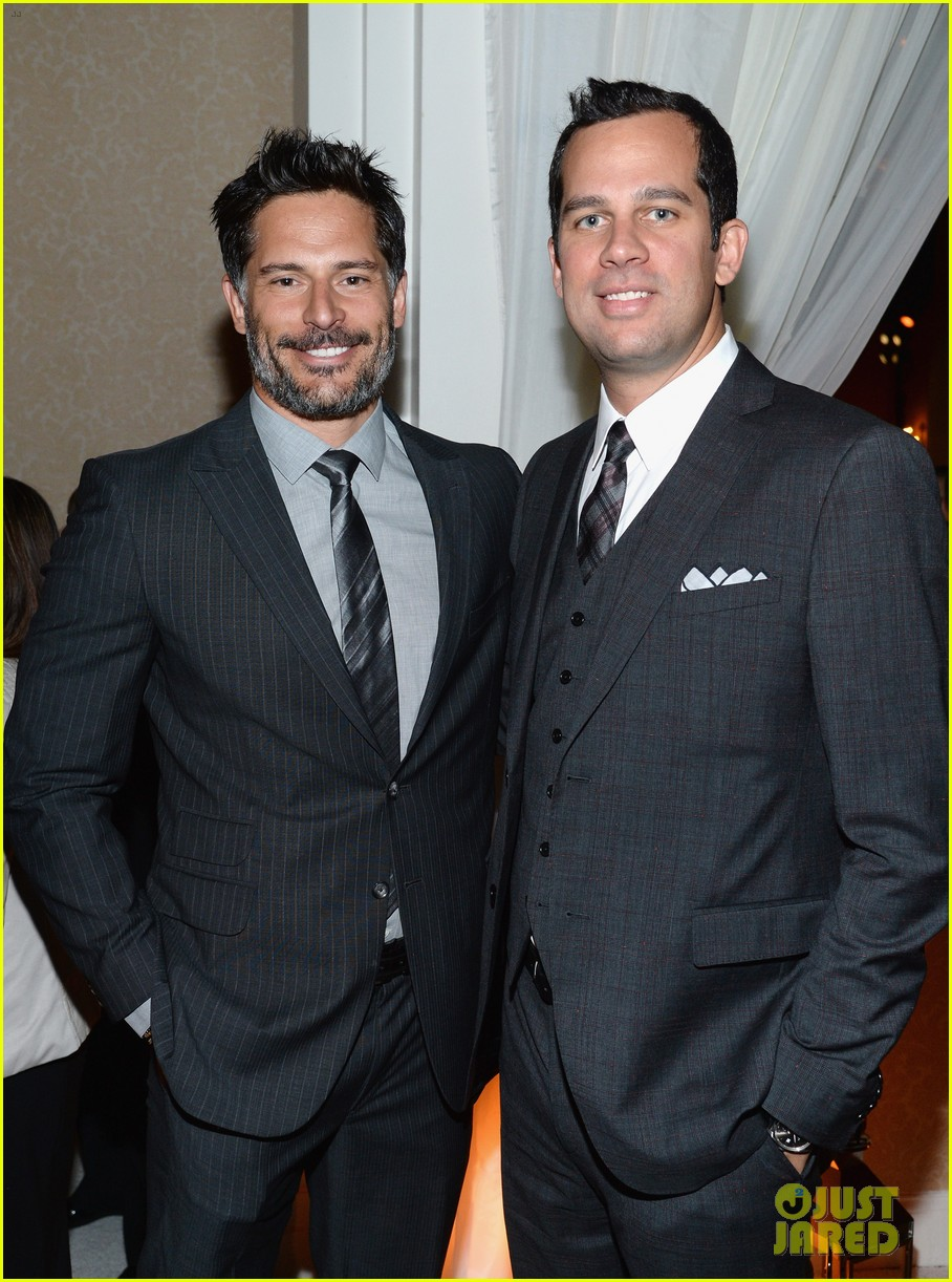 armie hammer joe manganiello suit up for whcd weekend 073104183