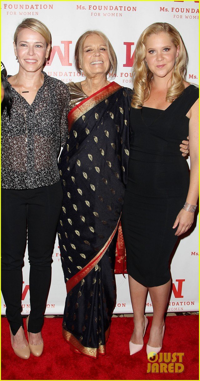 chelsea handler other funny ladies attend the gloria awards 153103574