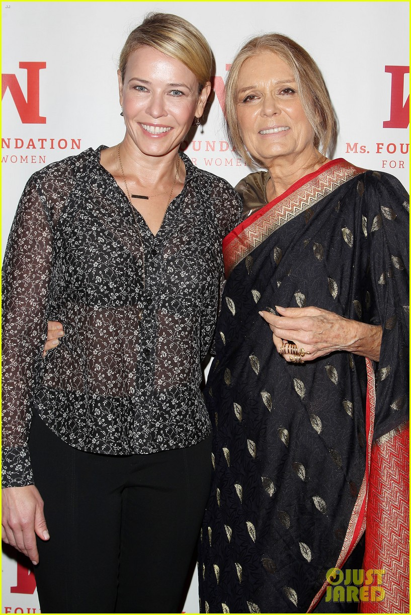 chelsea handler other funny ladies attend the gloria awards 213103580