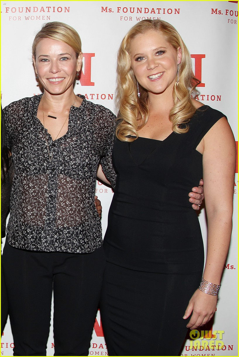 chelsea handler other funny ladies attend the gloria awards 273103586