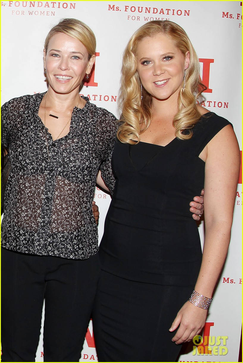 chelsea handler other funny ladies attend the gloria awards 283103587
