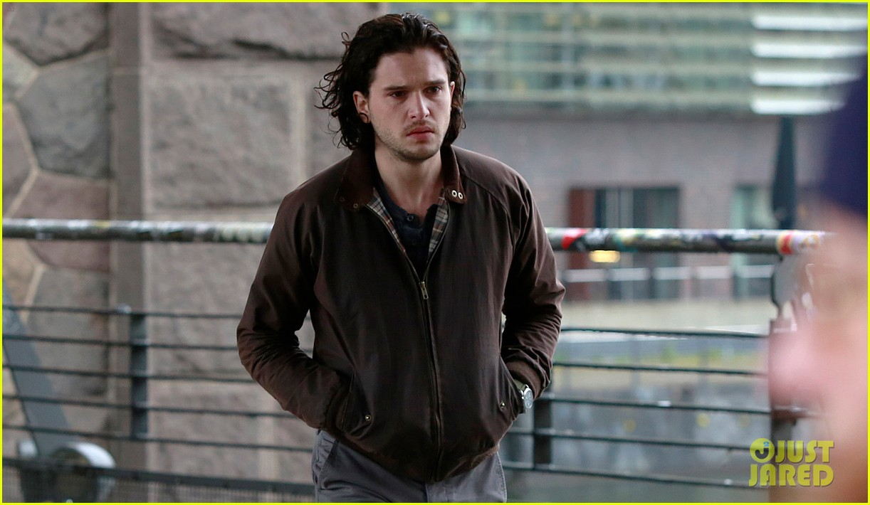 kit harington gets the major chills on spooks the greater good set 023123302