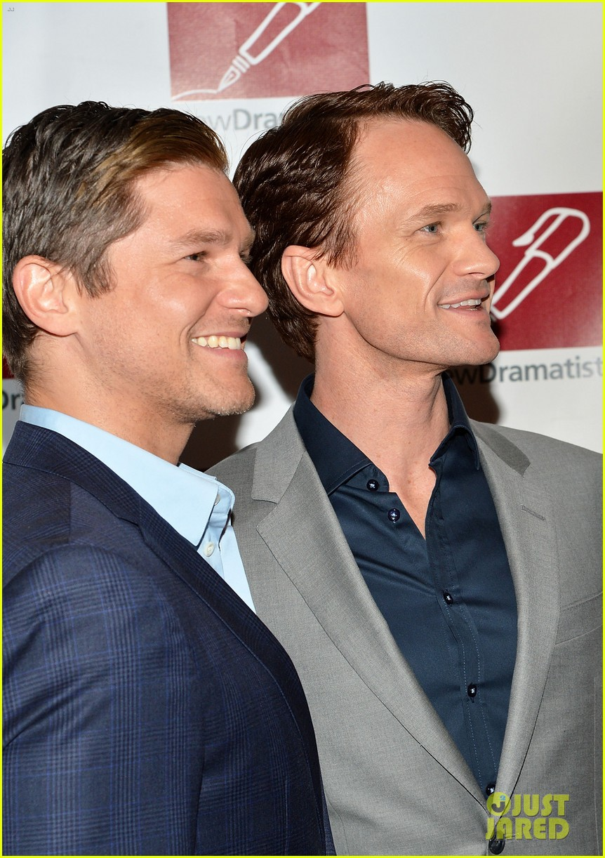neil patrick harris david burtka suit up for new dramatists spring luncheon 2014 103120404