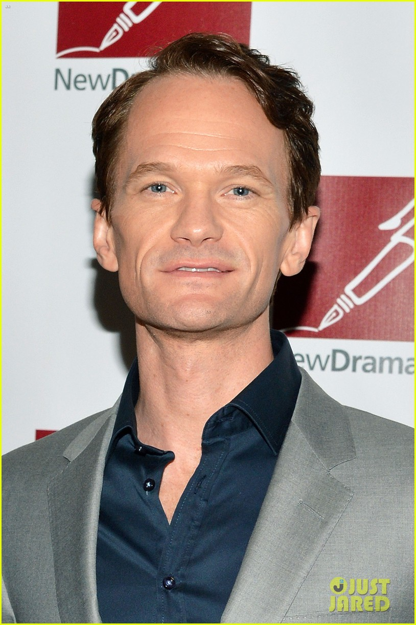 neil patrick harris david burtka suit up for new dramatists spring luncheon 2014 13