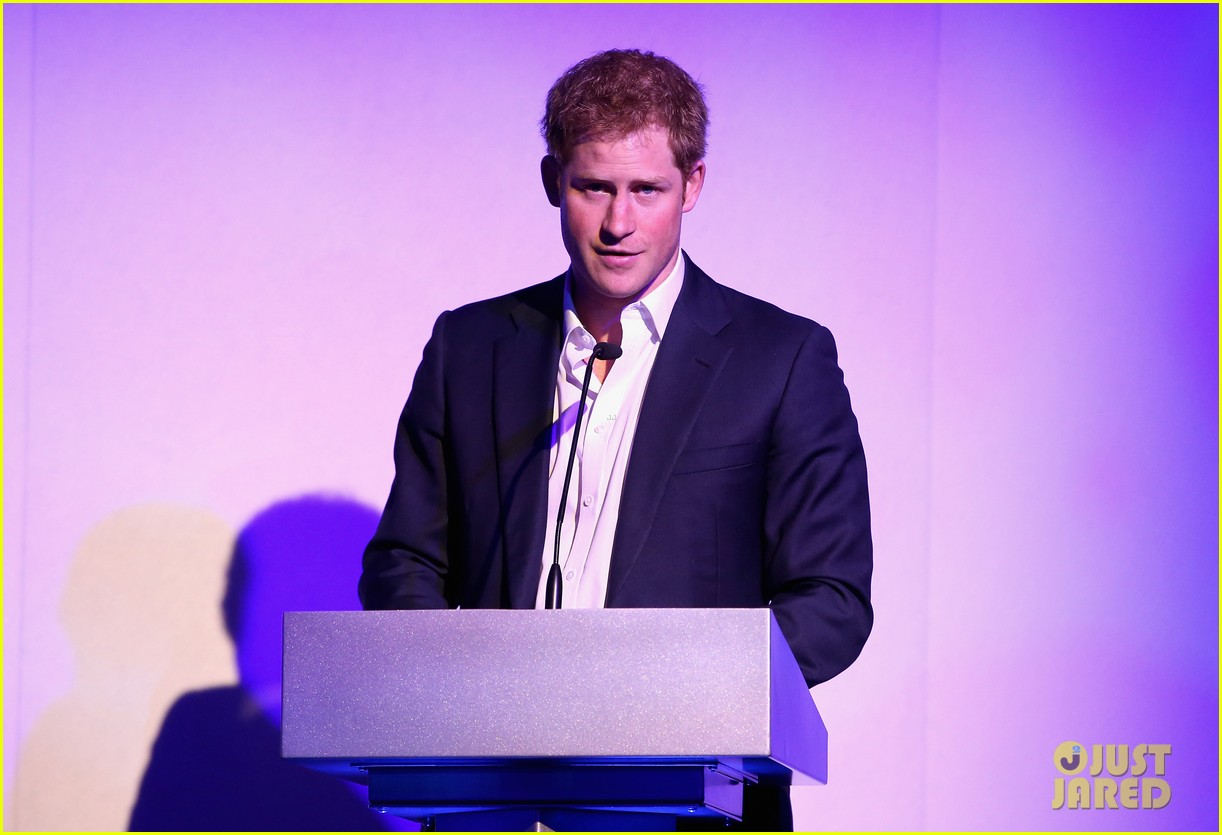 prince harry charity dinner changing lives 073108502