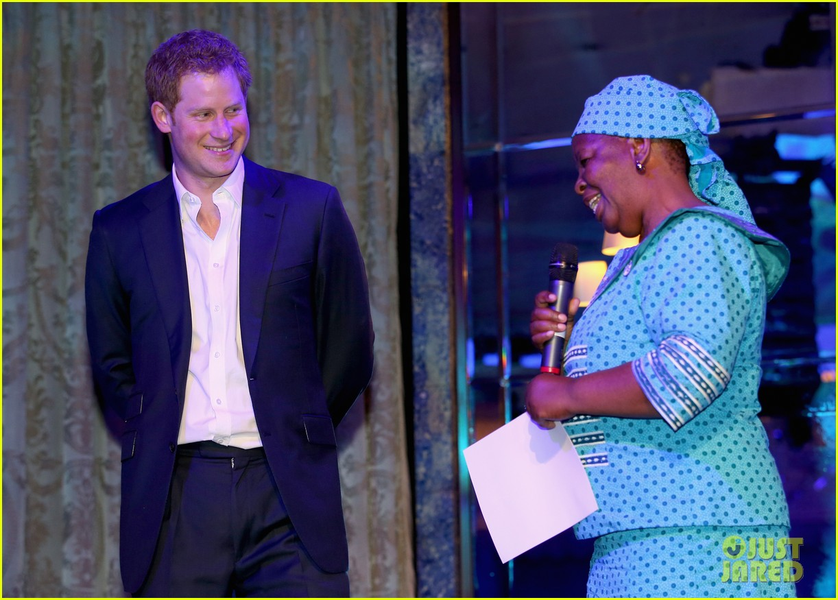 prince harry charity dinner changing lives 133108508