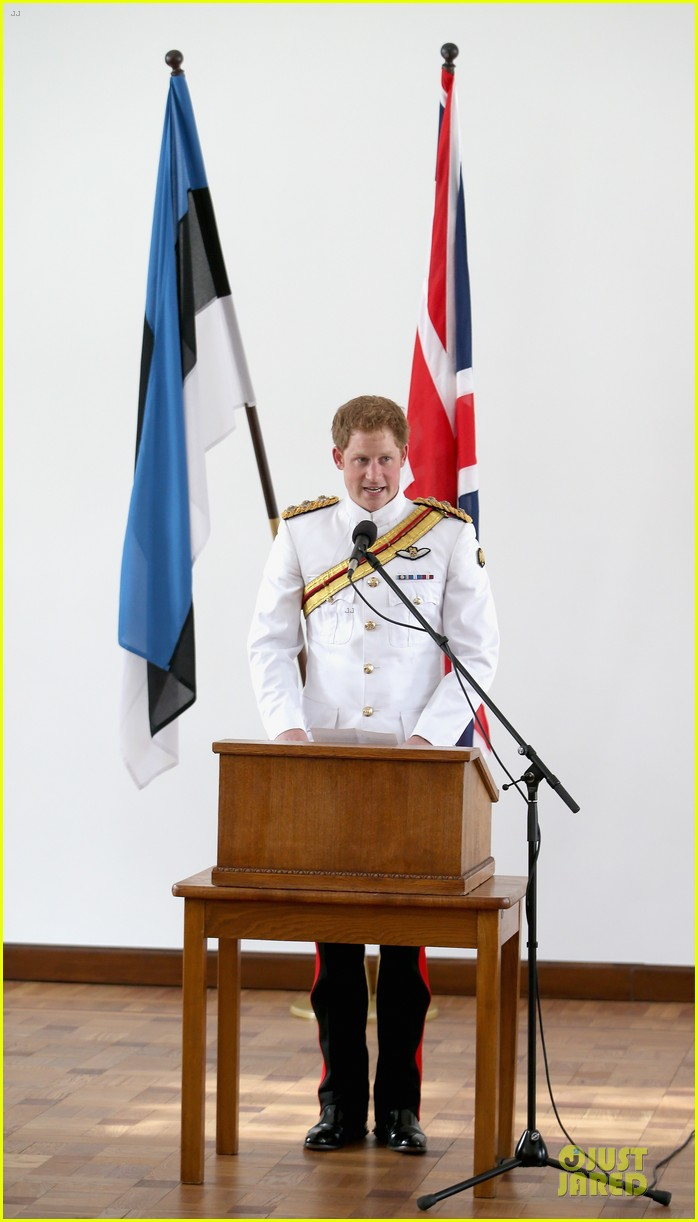 prince harry charm us on two day estonia visit 053115712