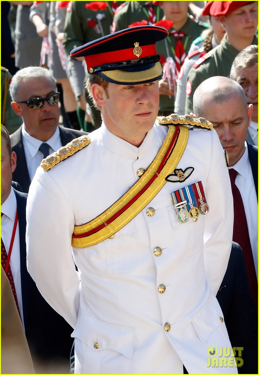 prince harry commemorative event italy 083116583