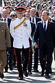 Photo 14 of Prince Harry Attends Polish Commemorative Event in Italy After Estonia Trip