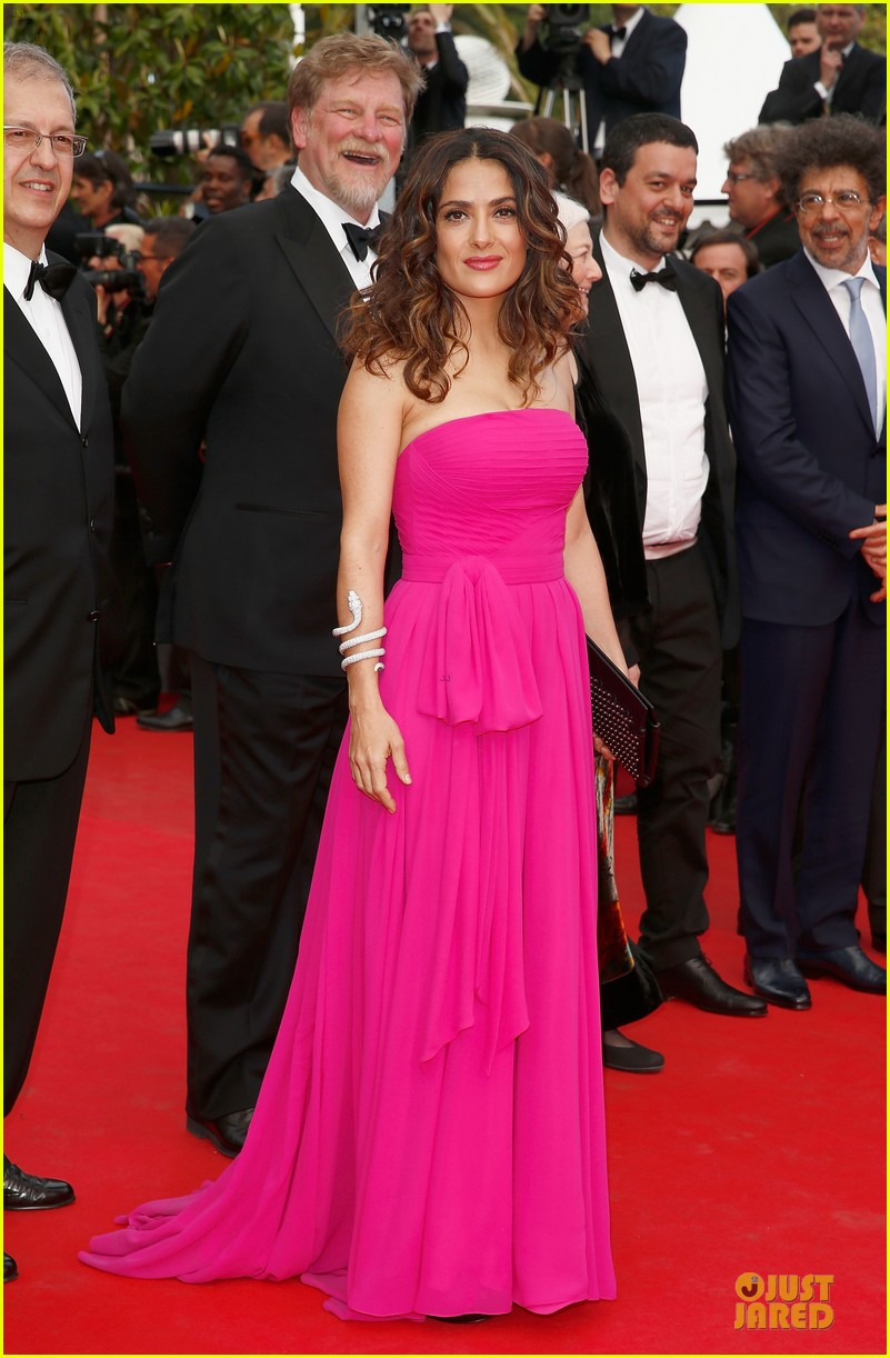 salma hayek political statement at prophet cannes premiere 063115681