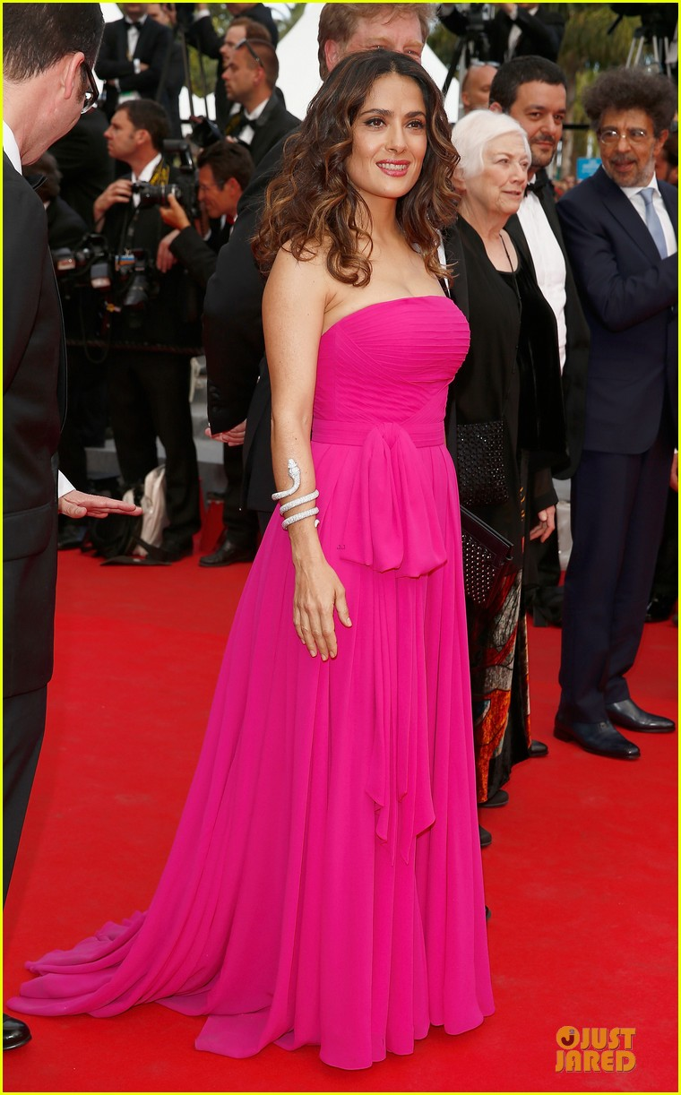 salma hayek political statement at prophet cannes premiere 073115682