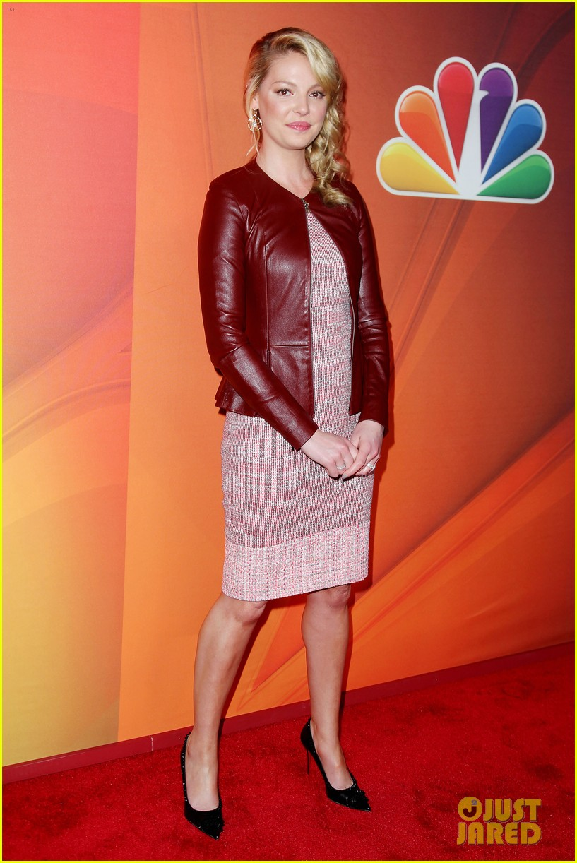 katherine heigl kate walsh nbc upfronts 09