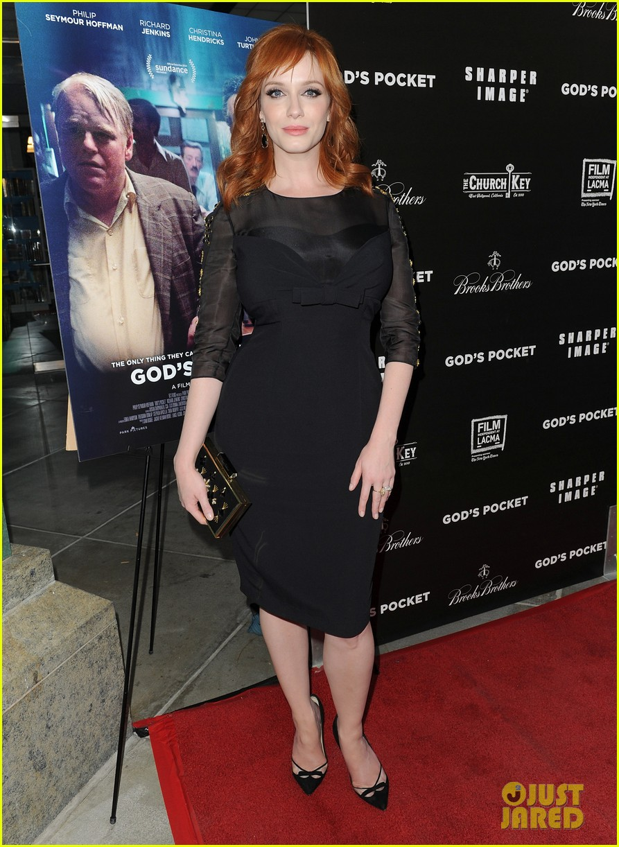 christina hendricks receives loads of support from mad men cast 053103772