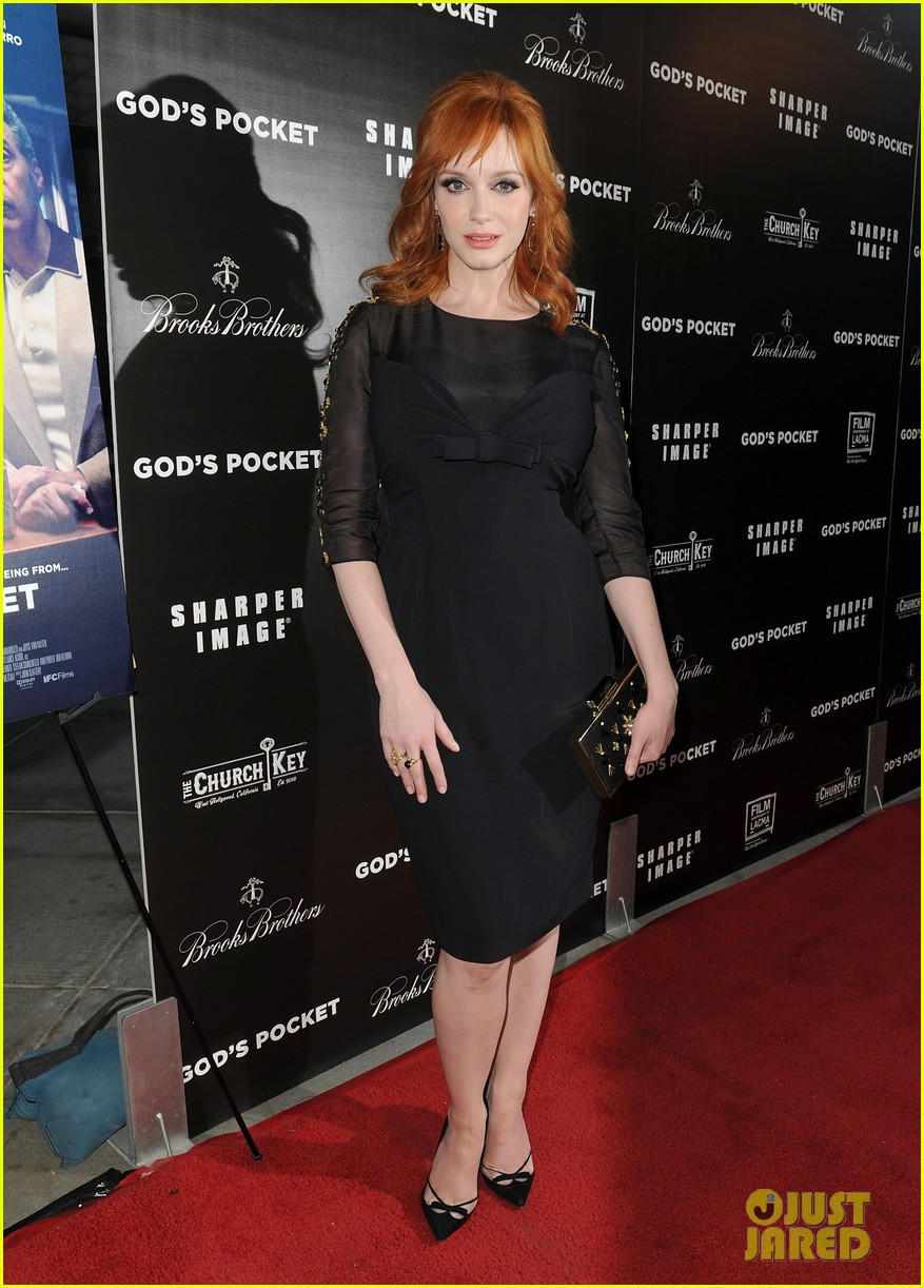 christina hendricks receives loads of support from mad men cast 07