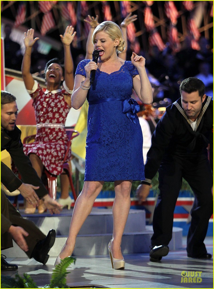 megan hilty blue at memorial day concert rehearsals 013122166