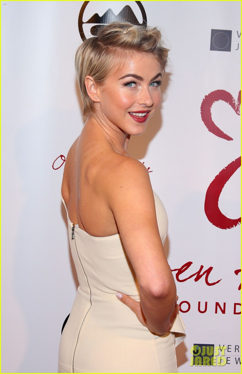 julianne hough brooks laich open hearts gala 013110967