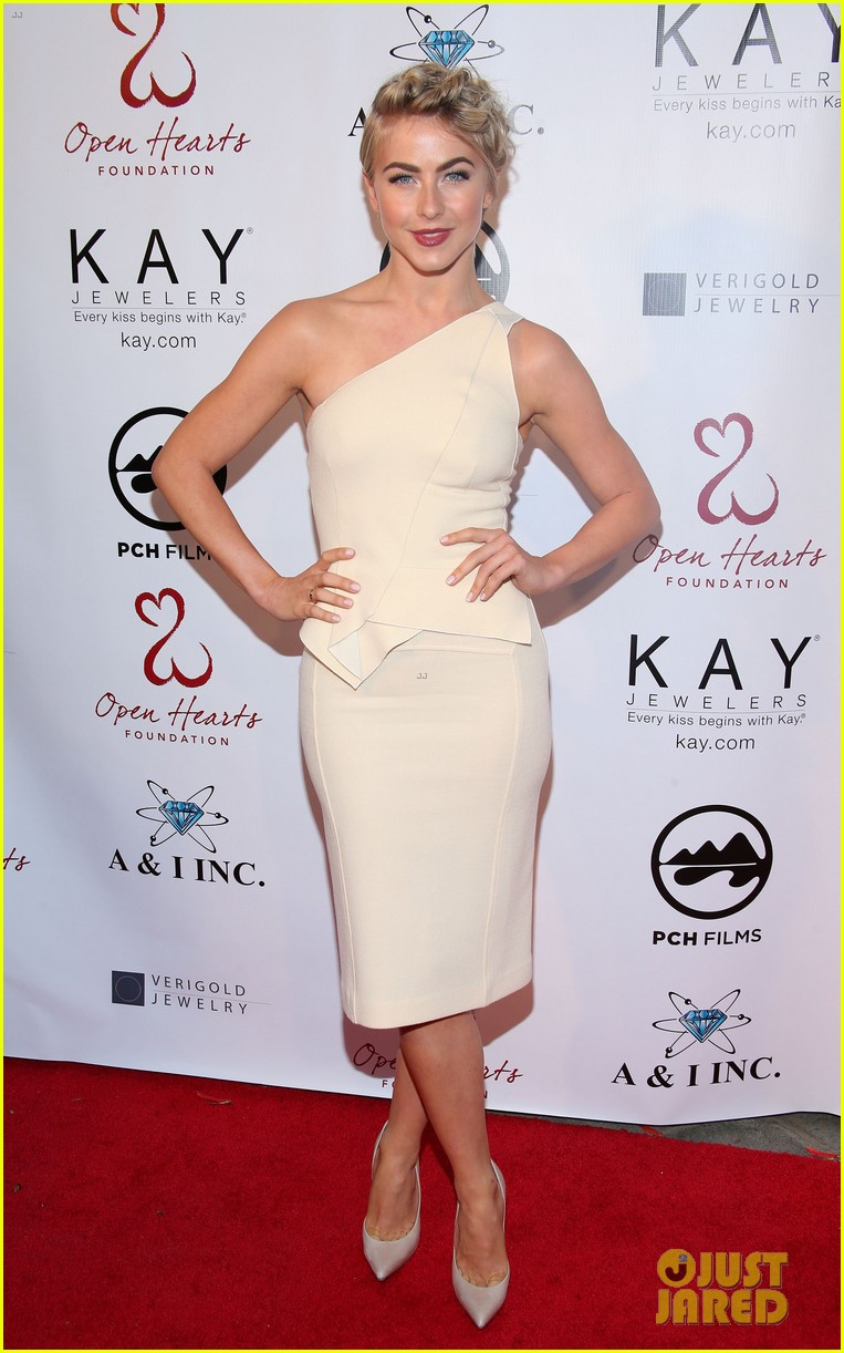 julianne hough brooks laich open hearts gala 033110969