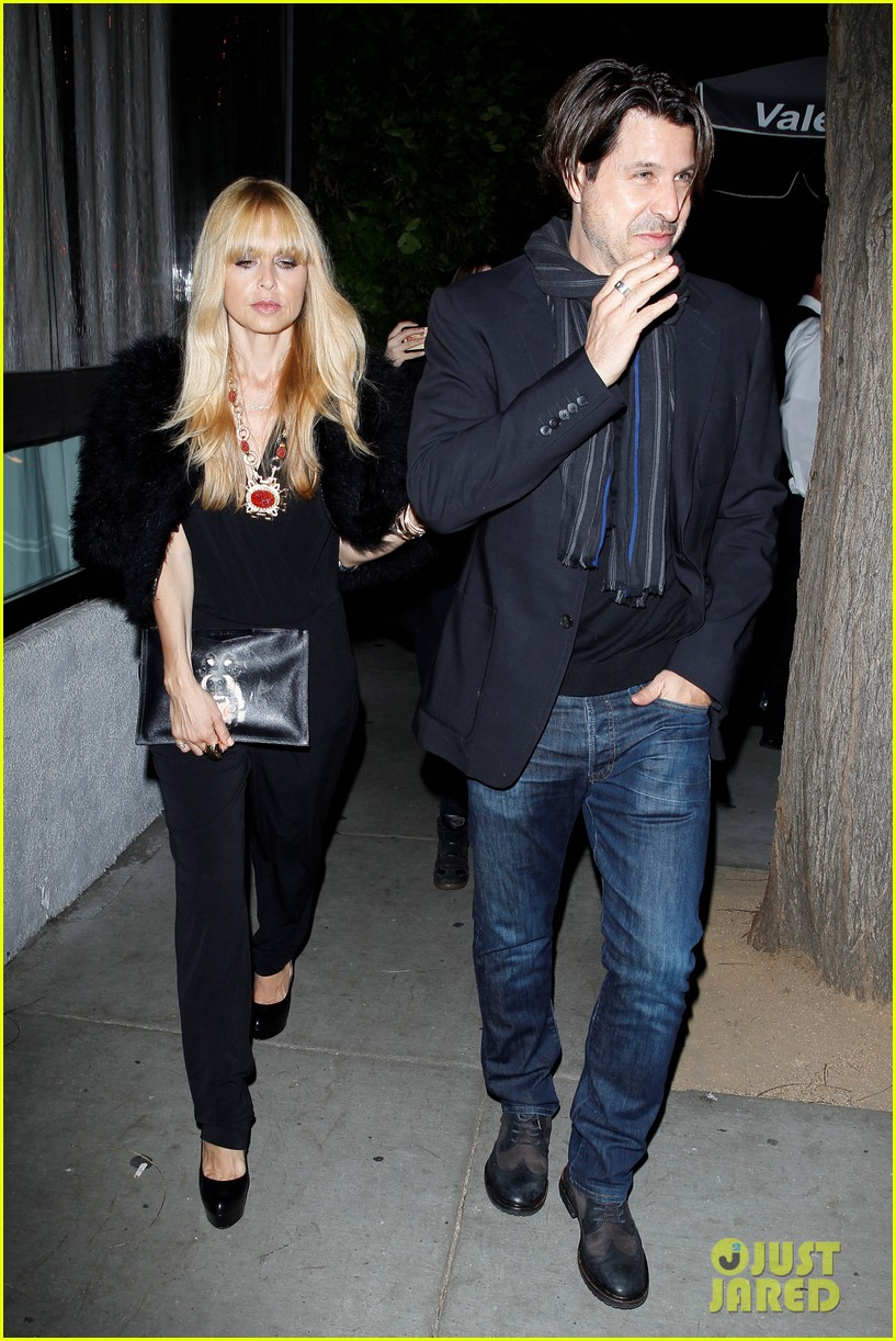 kate hudson fergie buddy up at chrome hearts party 083109397