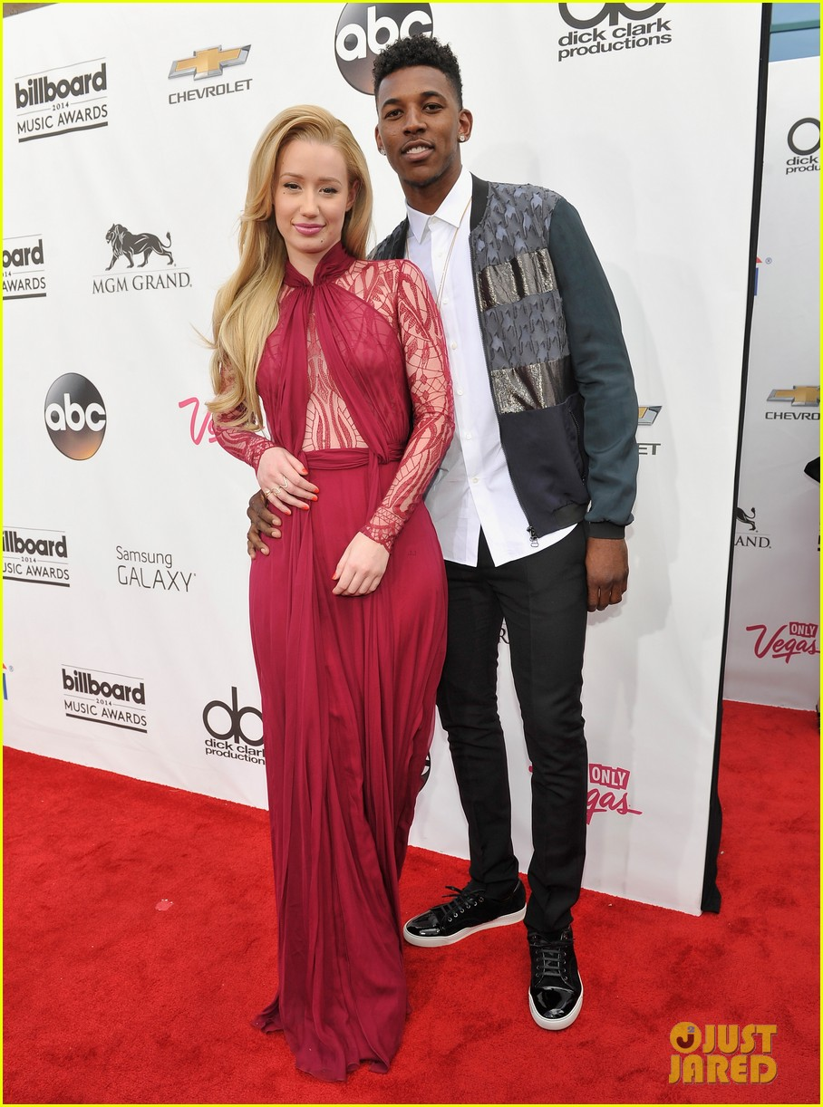 Variant does iggy azalea nick young reserve