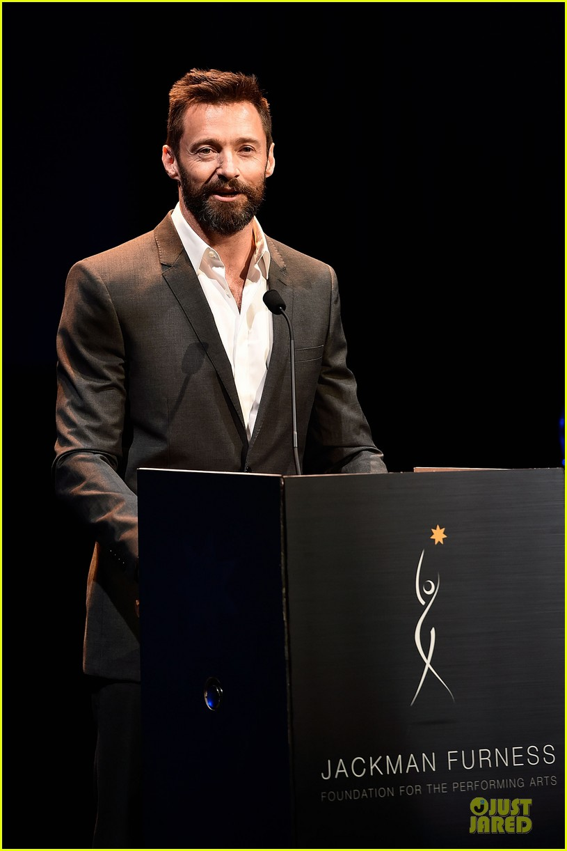 hugh jackman proud jackman furness foundation 063115784