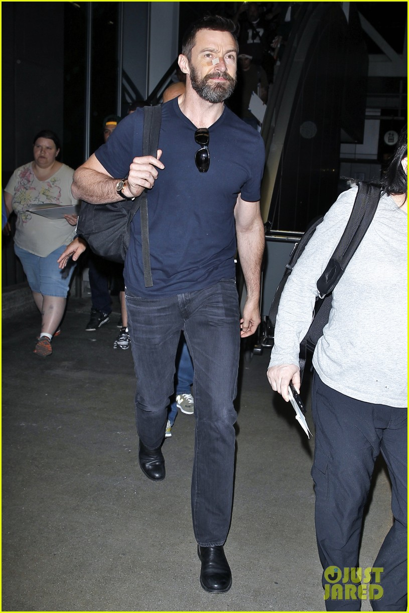 hugh jackman mothers day with deborra lee furness 173111400