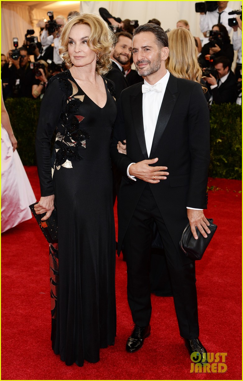 marc jacobs jessica lange met ball 2014 013106621