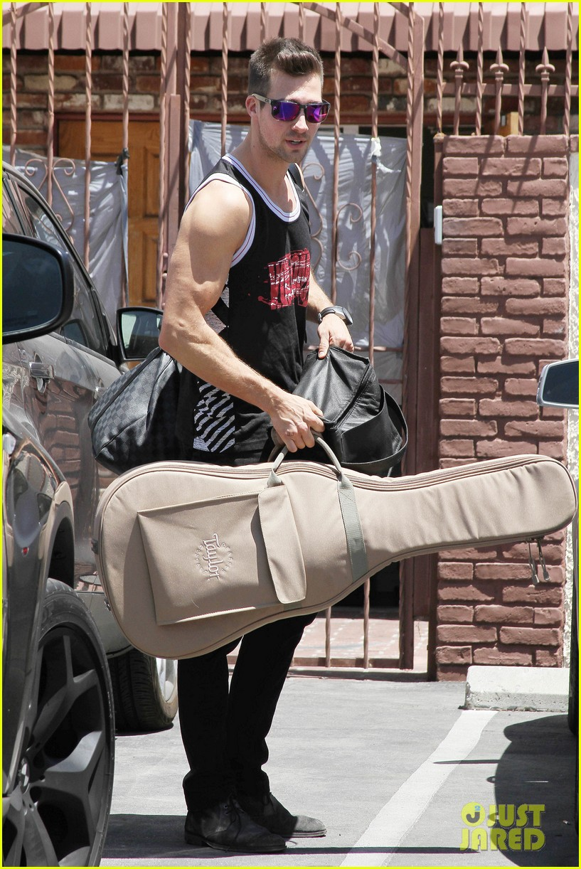 james maslow washboard abs fitness rx cover 073113449