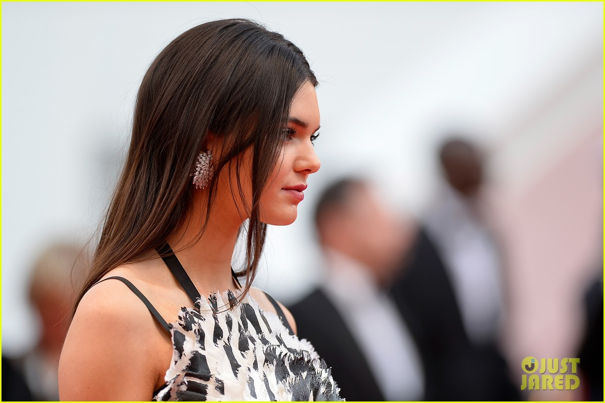 kendall jenner makes cannes film festival debut 14