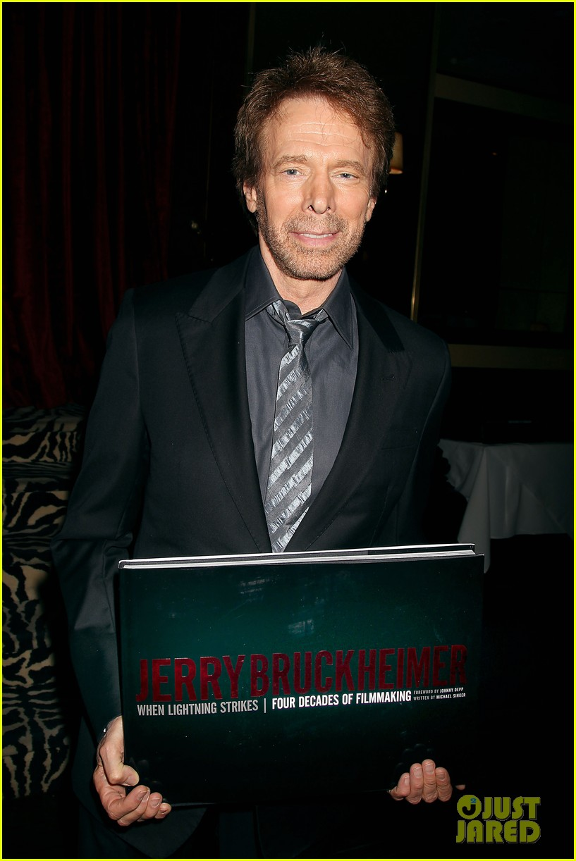 celebs step out to celebrate jerry bruckheimer 013108588