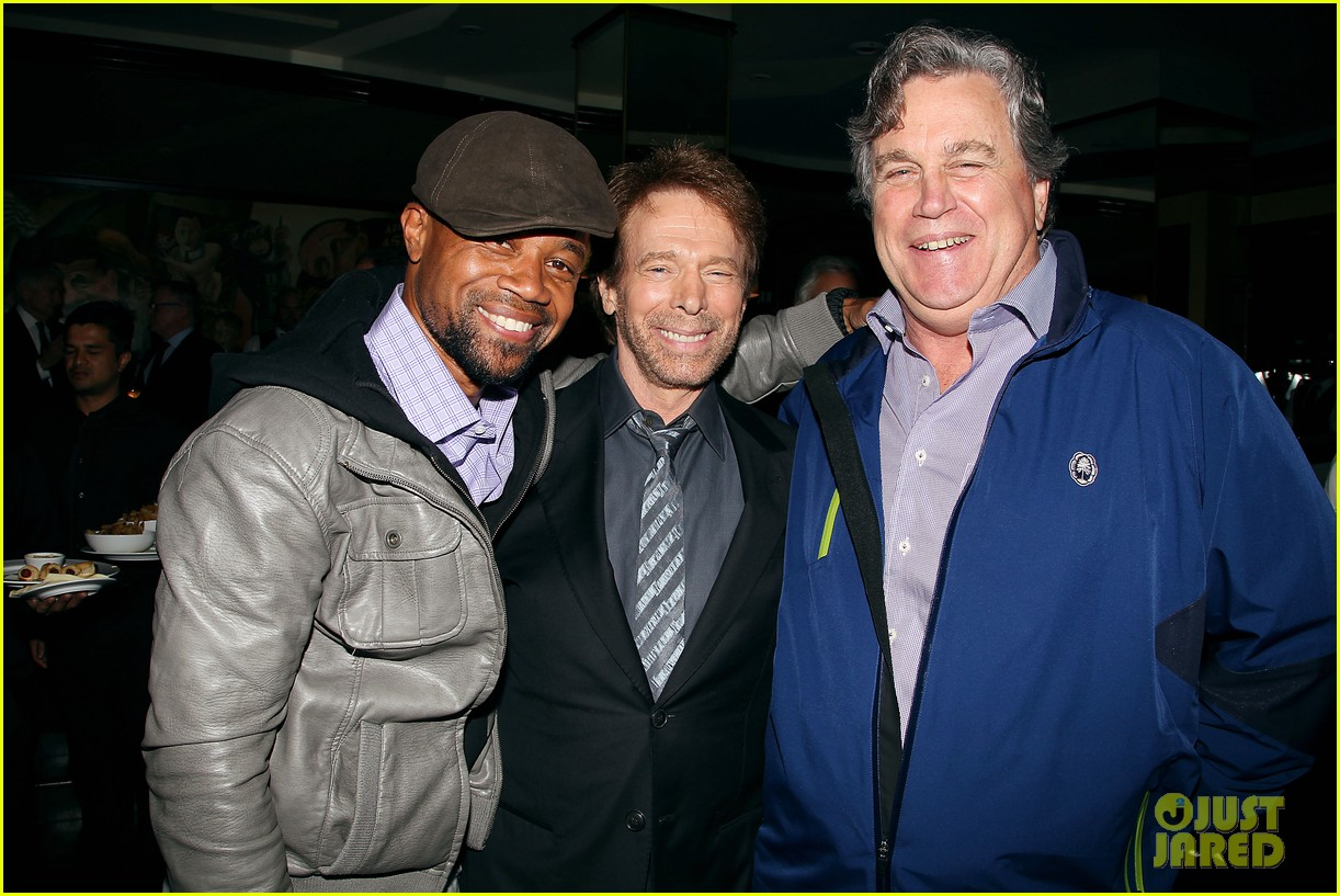 celebs step out to celebrate jerry bruckheimer 073108594