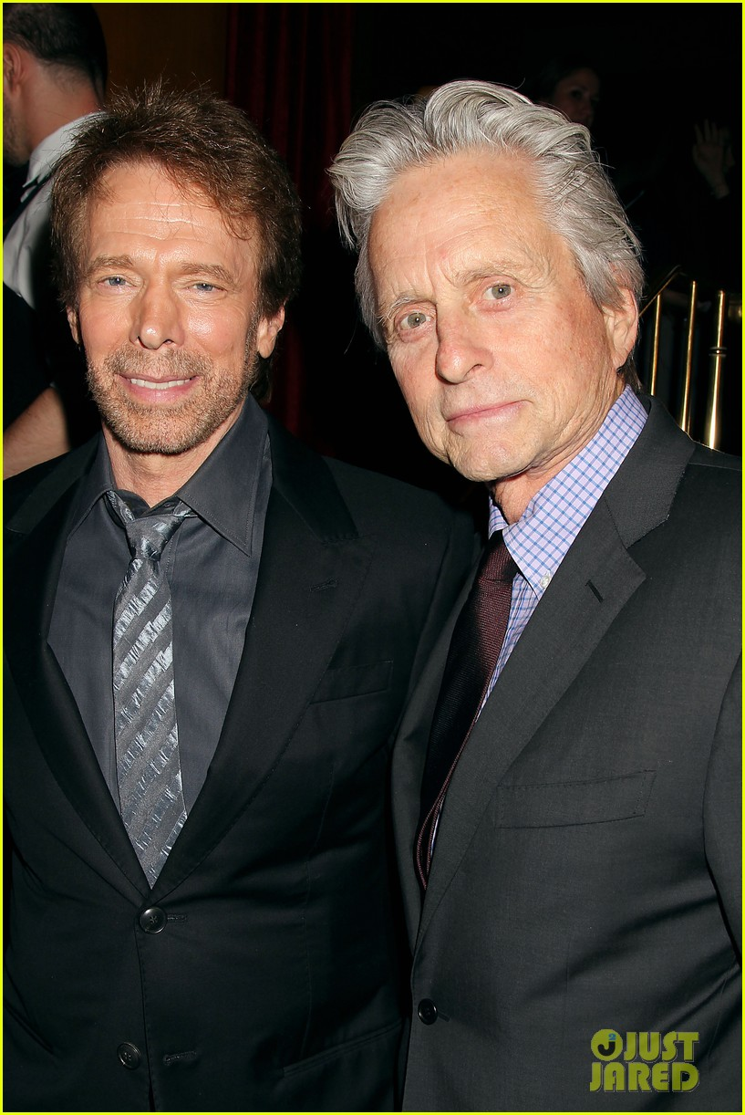 celebs step out to celebrate jerry bruckheimer 283108615