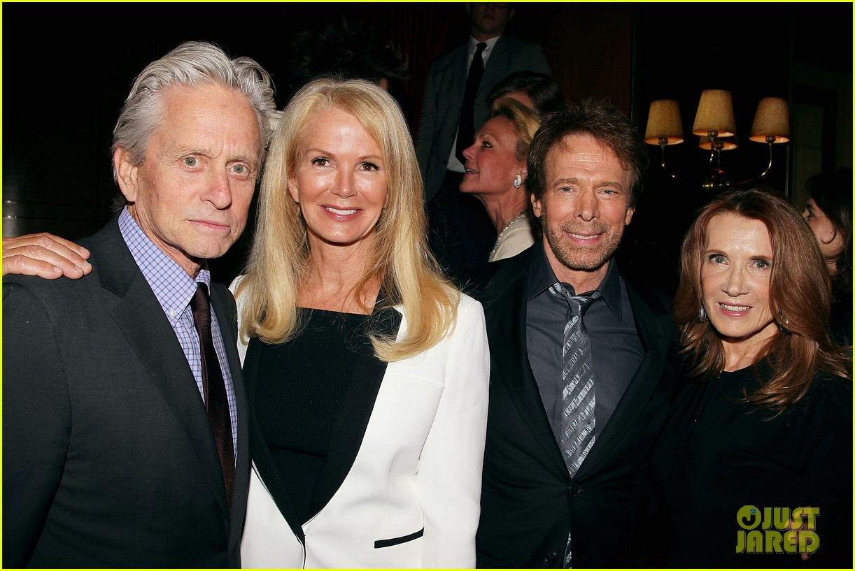 celebs step out to celebrate jerry bruckheimer 31