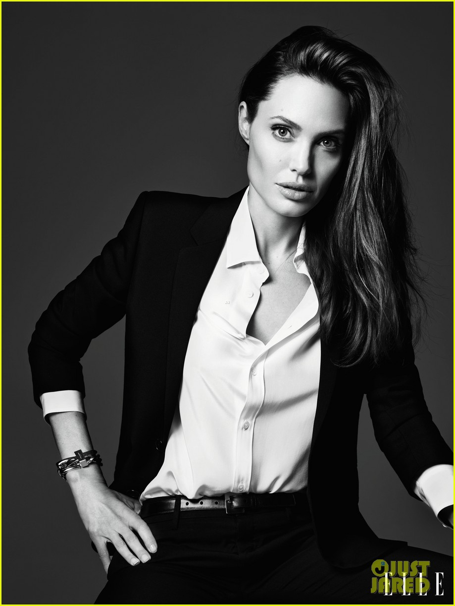 angelina jolie elle june 2014 cover 033107437