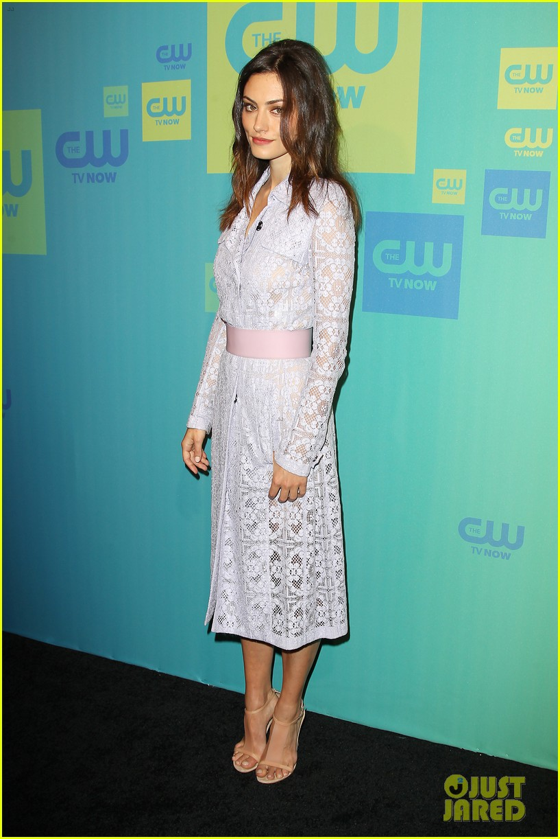 joseph morgan phoebe tonkin the originals cw upfronts 093114094
