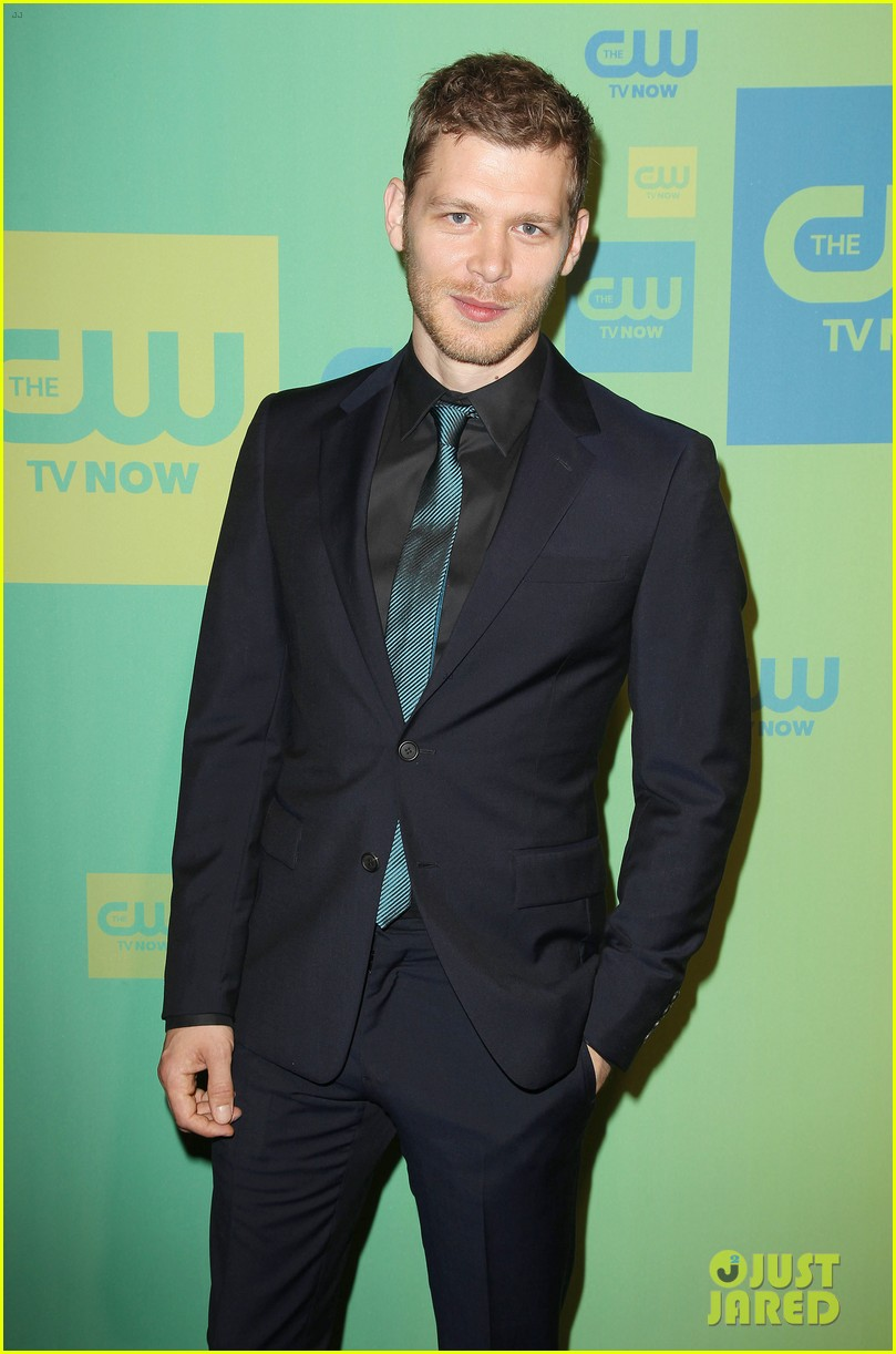 joseph morgan phoebe tonkin the originals cw upfronts 103114095