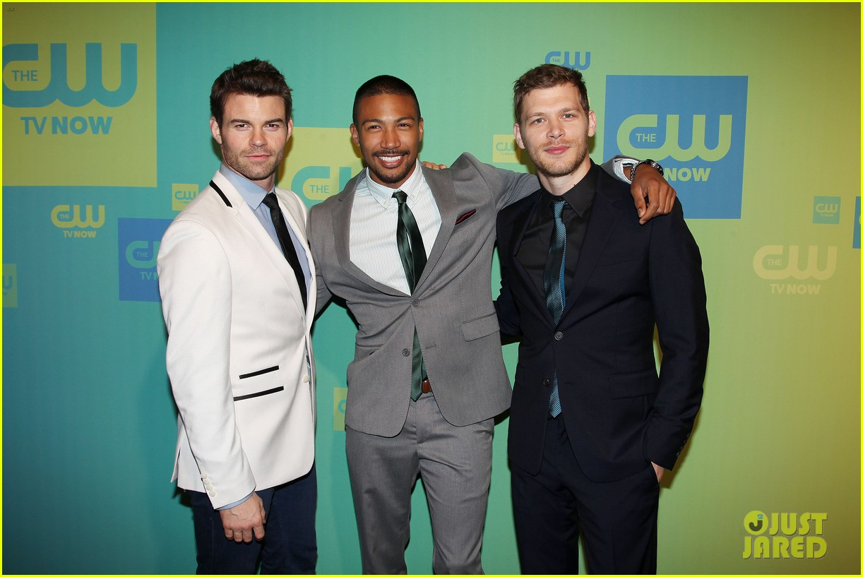 joseph morgan phoebe tonkin the originals cw upfronts 173114102