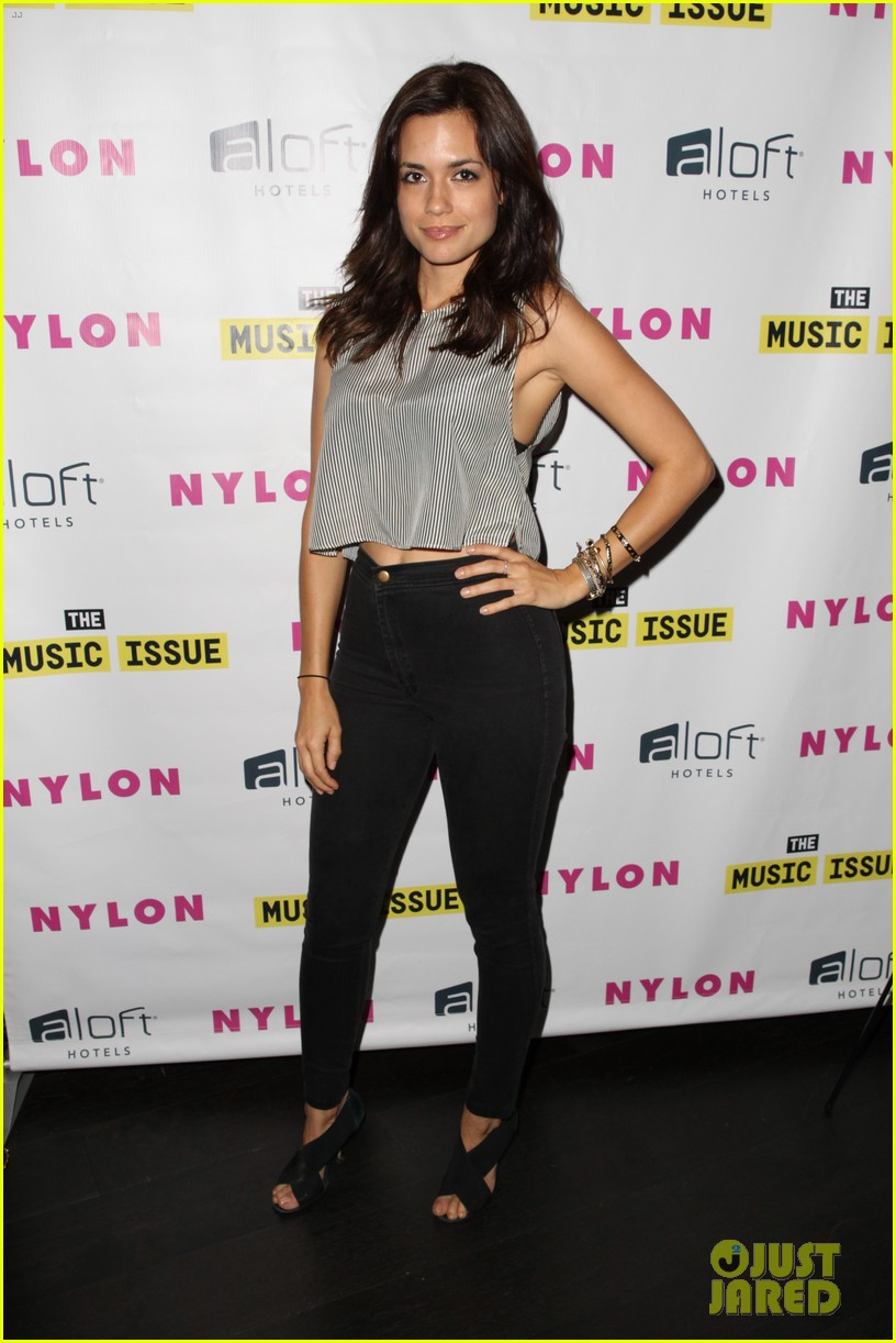 victoria justice joins joe jonas at nylons music issue party 163122574