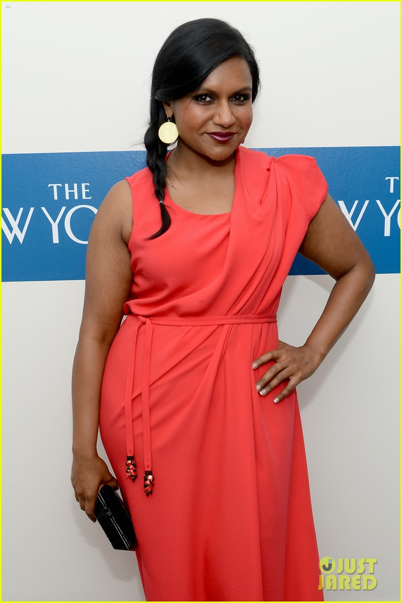 mindy kaling brings comedy class to whcd weekend 2014 043104125
