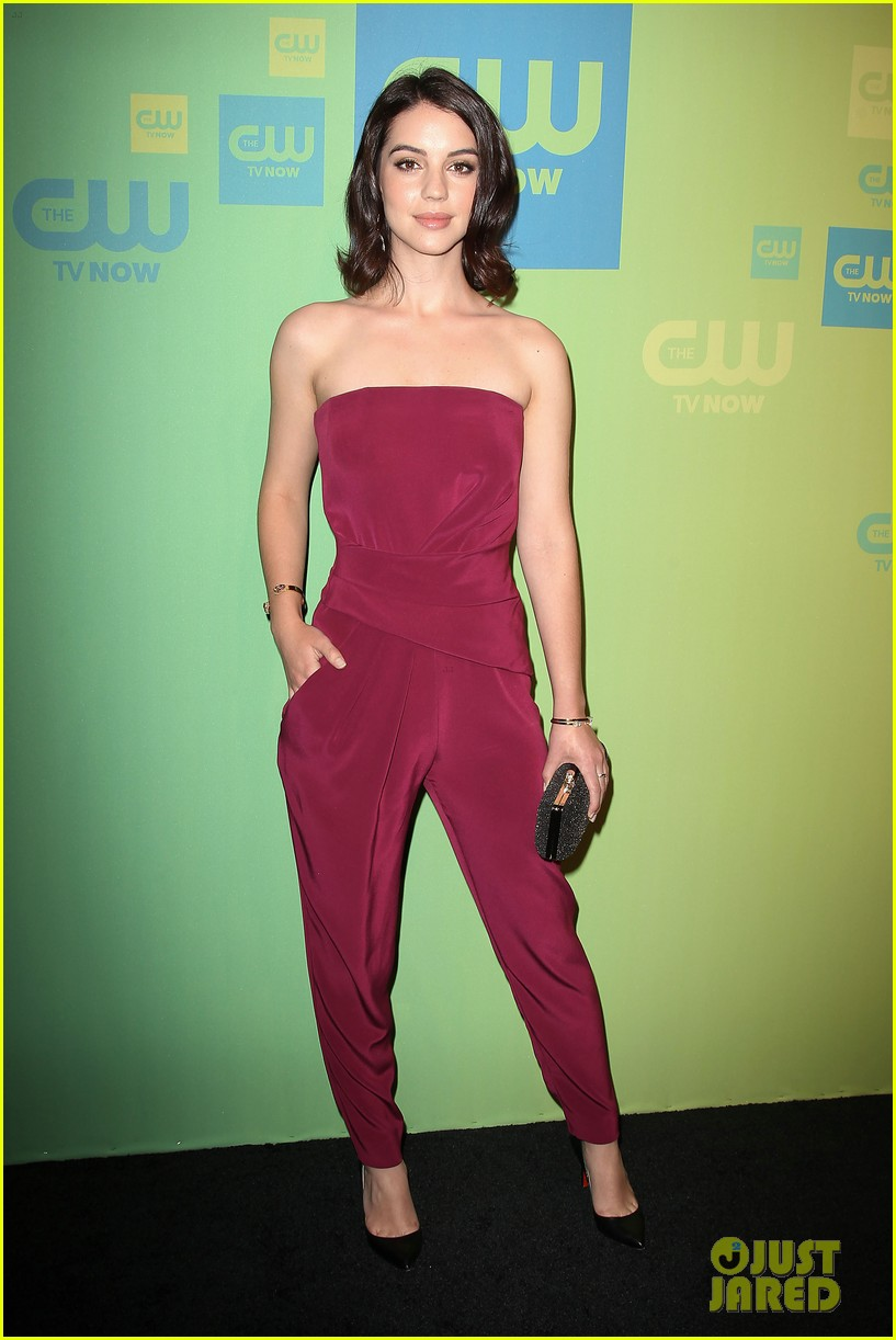 adelaide kane reigns supreme at cw upfront 2014 013114158