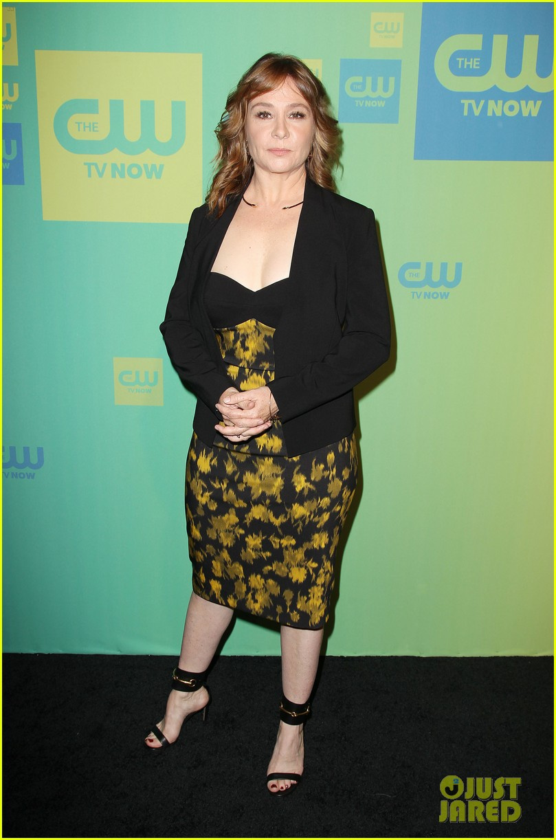 adelaide kane reigns supreme at cw upfront 2014 03