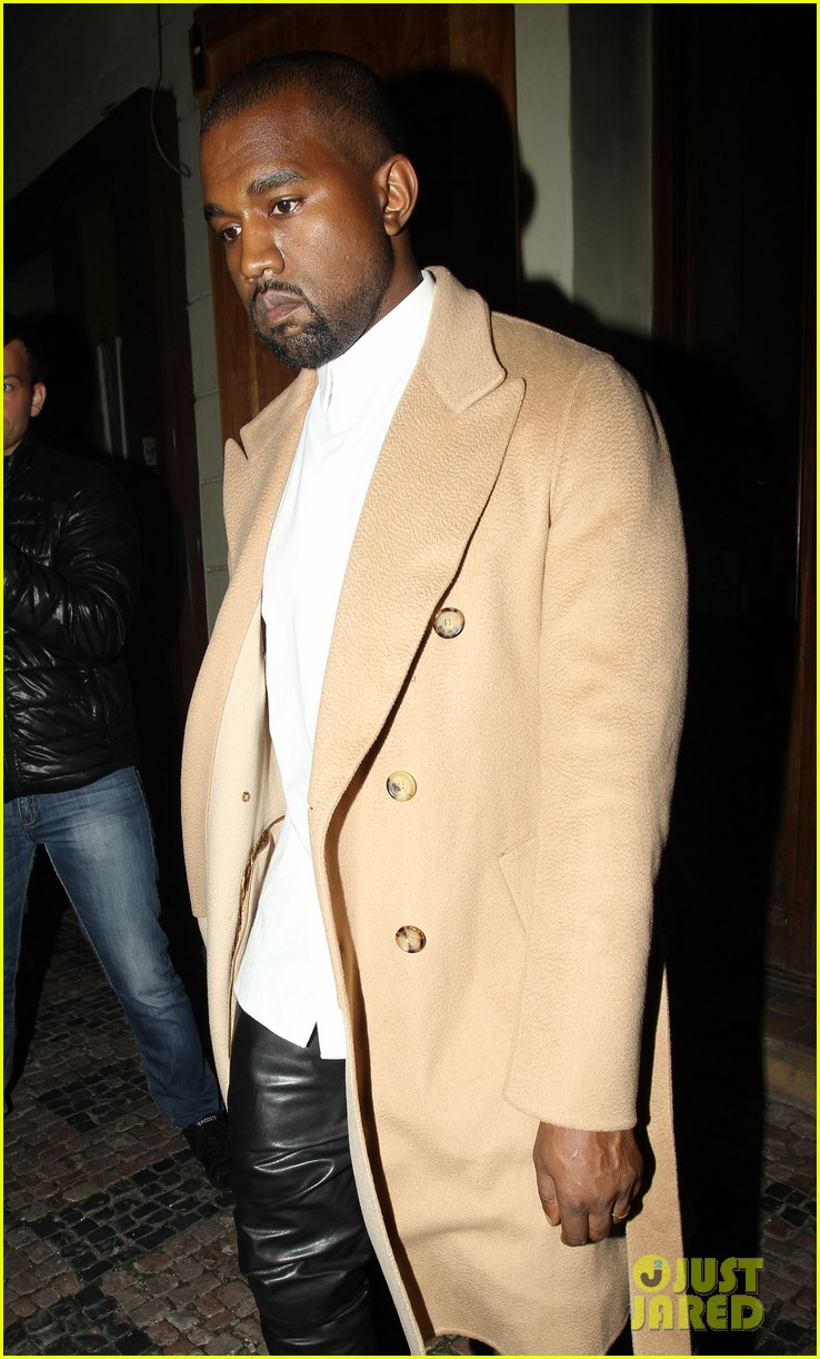 kim kardashian wears flashy dress for honeymoon date night 243124766