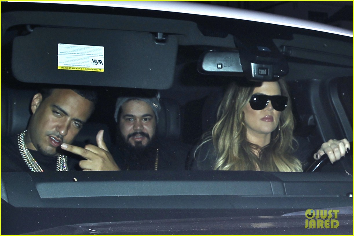 kim kardashian joins khloe to support french montana 03
