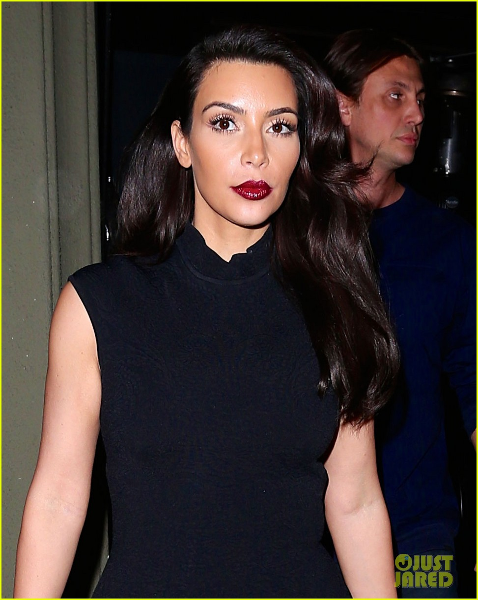 kim kardashian joins khloe to support french montana 04