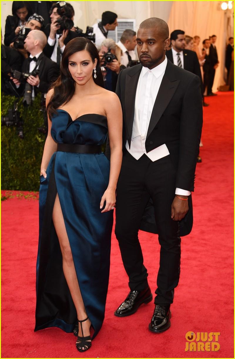 kim kardashian kanye west met ball 2014 043106126