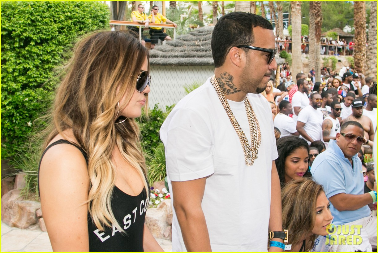 khloe kardashian parties with french montana in las vegas 053105735