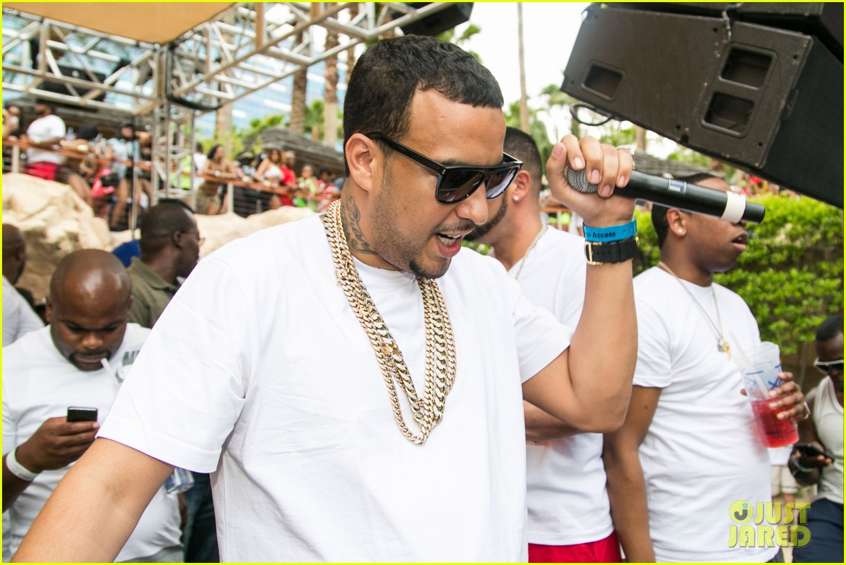 khloe kardashian parties with french montana in las vegas 093105739