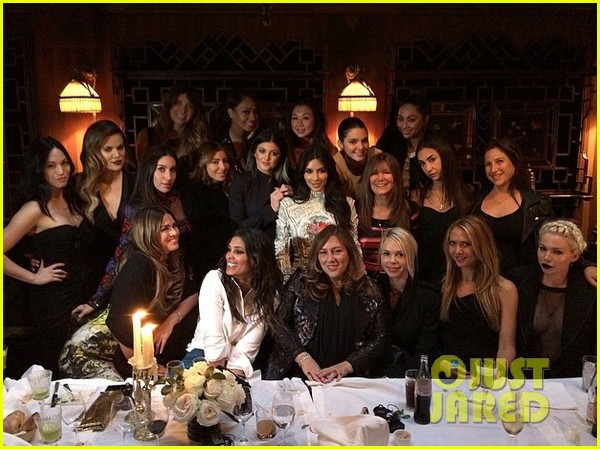 kim kardashian celebrates star studded bachelorette party 033120426